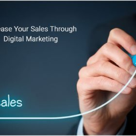 Increase your sales through digital marketing